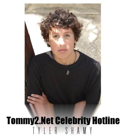 Tyler Shamy calls in to the Hotline and gives the scoop!