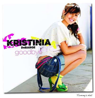 kristiniadebarge She's racing up the charts with her debut single Goodbye!