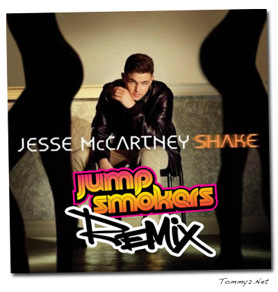 jesse mccartney shake soundcloud music
