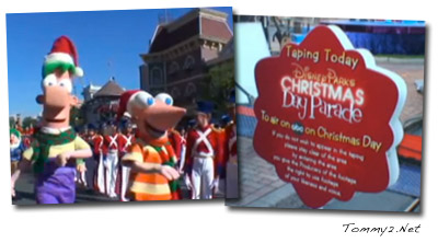 Disney Parks Christmas Day Parade - Disney Wiki