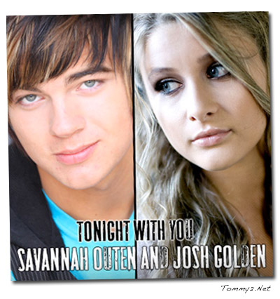 And you golden josh mp3 outen download tonight with savannah