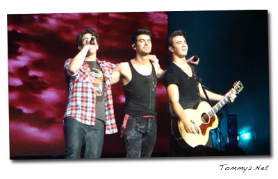 Tommy2 net Jonas Brothers fans get excited over 'new' song