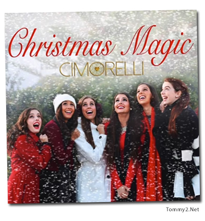 cimorelli covers justin bieberbusta rymes version of little drummer boy from their new christmas magic ep watch the music video on youtube - Christmas Magic Movie